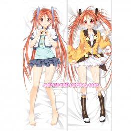 Black Bullet Dakimakura Enju Aihara Body Pillow Case