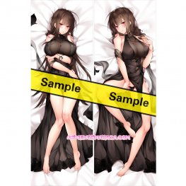 Girls' Frontline Dakimakura DSR-50 Body Pillow Case