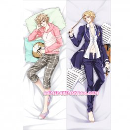 Makura no Danshi Dakimakura Merry Kanade Hanamine Body Pillow Case