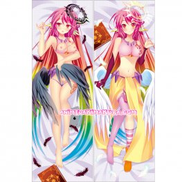 NO GAME NO LIFE Dakimakura Jibril Body Pillow Case 02