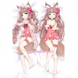 Princess Connect Re:Dive Dakimakura Himemiya Maho Body Pillow Case 02