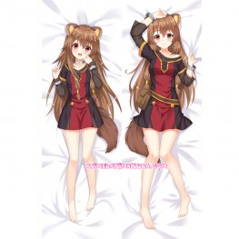 The Rising of the Shield Hero Dakimakura Raphtalia Body Pillow Case 03