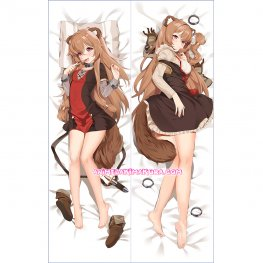 The Rising of the Shield Hero Dakimakura Raphtalia Body Pillow Case 05