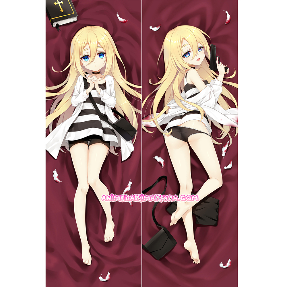 Angel of Death Dakimakura Rachel Gardner Body Pillow Case 3