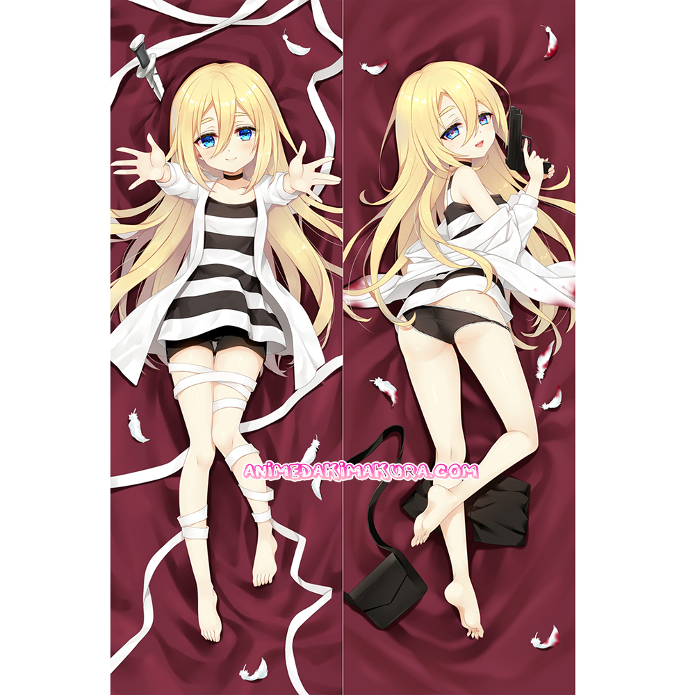 Angel of Death Dakimakura Rachel Gardner Body Pillow Case 4