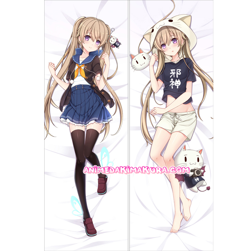 Ao no Kanata no Four Rhythm Dakimakura Arisaka Mashiro Body Pillow Case