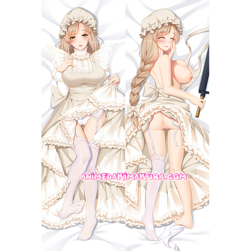 Cells at Work! Hataraku Saibou Dakimakura Macrophage Body Pillow Case 02