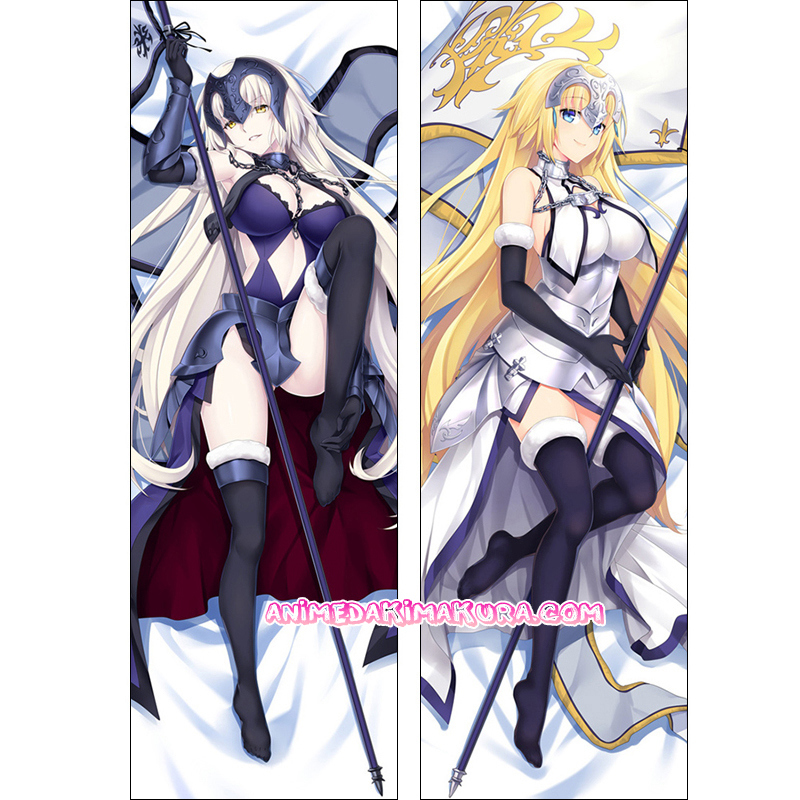 Fate/Grand Order Dakimakura Jeanne d'Arc Body Pillow Case