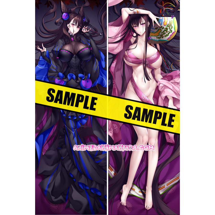 Fate/Grand Order Dakimakura Murasaki Shikibu Body Pillow Case