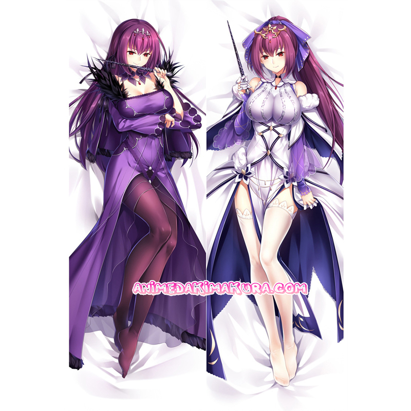 Fate/Grand Order Dakimakura Scathach Body Pillow Case 06