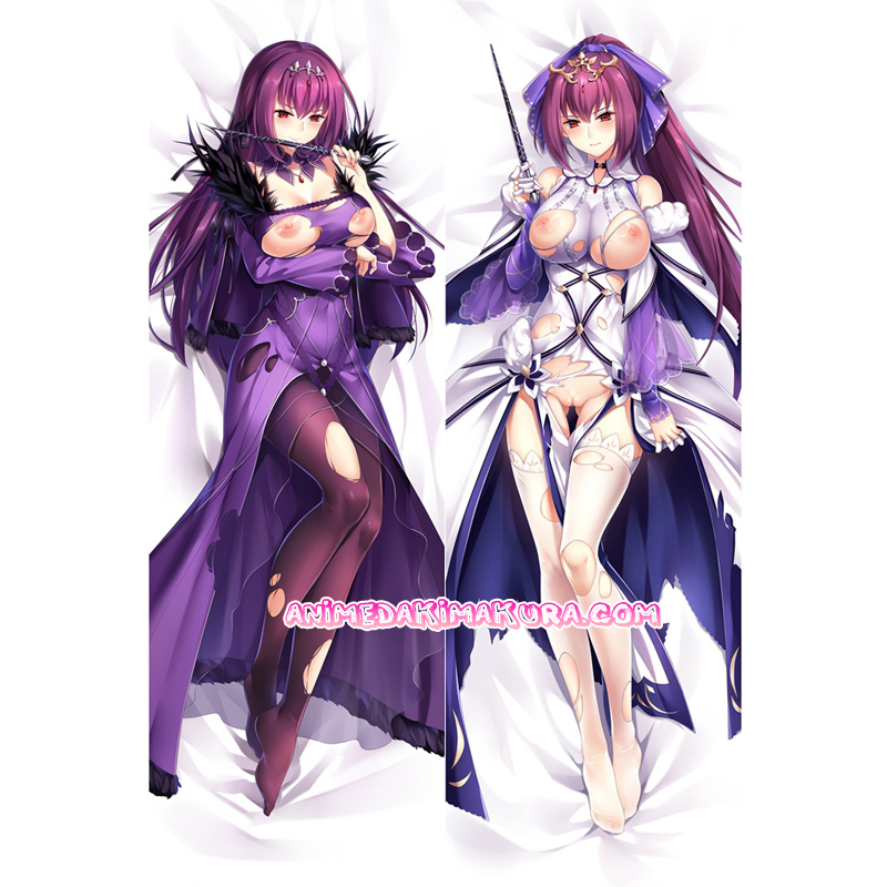 Fate/Grand Order Dakimakura Scathach Body Pillow Case 07