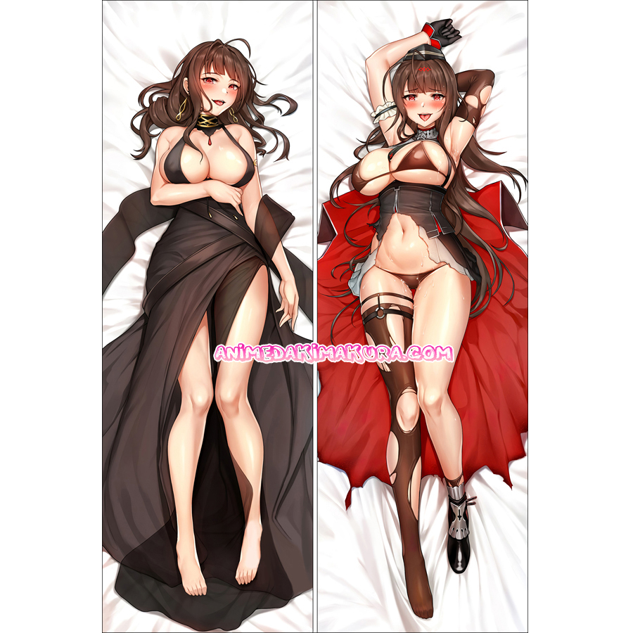Girls' Frontline Dakimakura DSR-50 Body Pillow Case 3