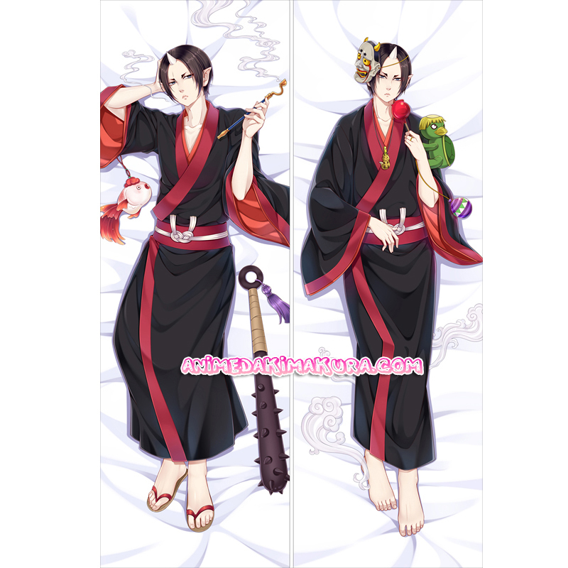 Hoozuki no Reitetsu Dakimakura Hoozuki Body Pillow Case