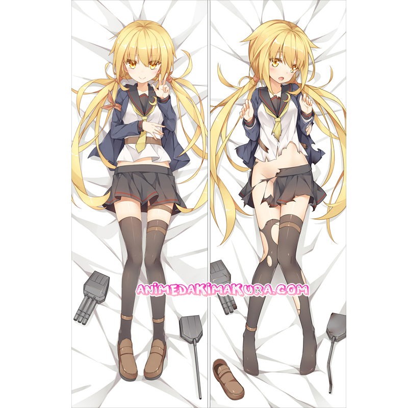 Kantai Collection Kancolle Dakimakura Murakumo Anime Hugging Body Pillow Case