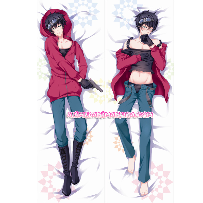 KARNEVAL Dakimakura Gareki Body Pillow Case
