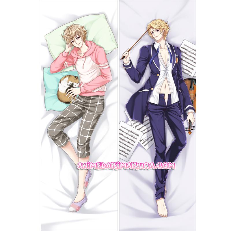 Makura no Danshi Dakimakura Merry Kanade Hanamine Body Pillow Case
