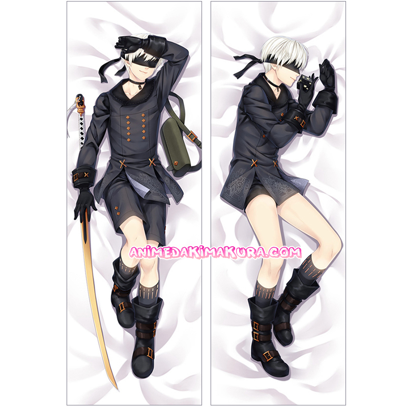 NieR:Automata Dakimakura 9s Body Pillow Case 02