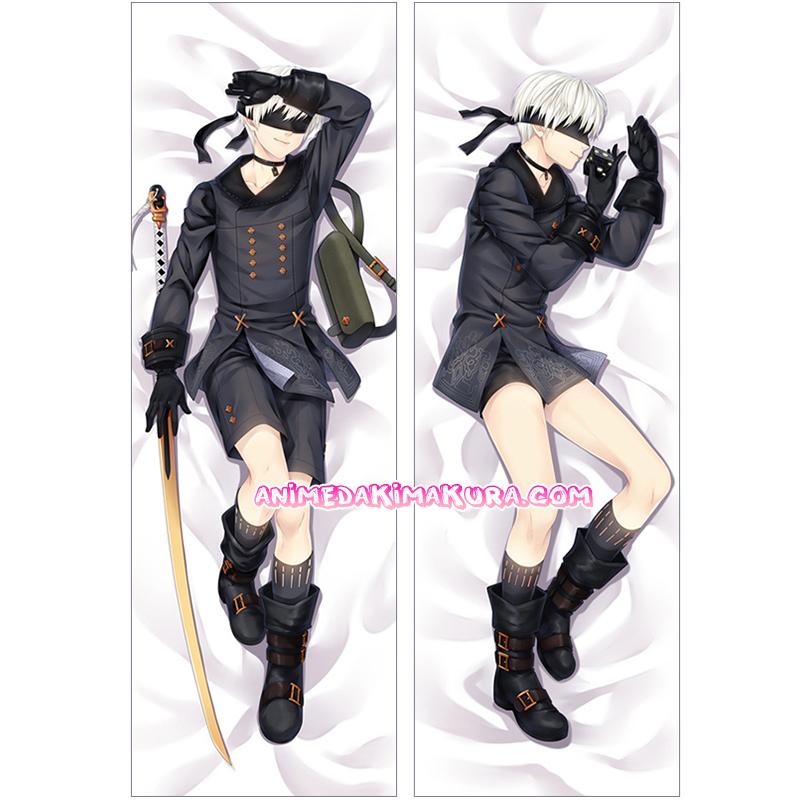 NieR:Automata Dakimakura 9s Body Pillow Case 02