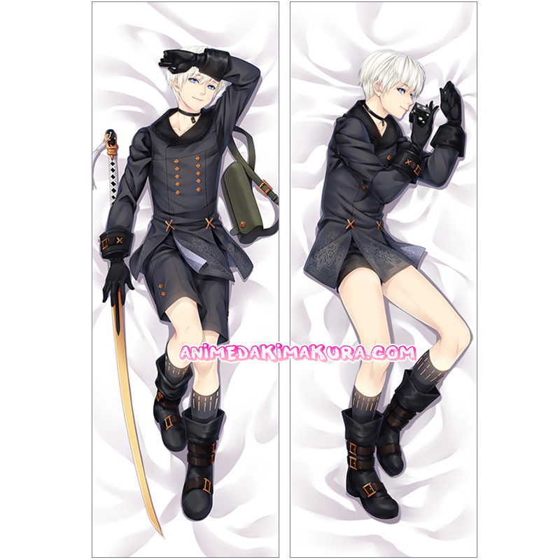 NieR:Automata Dakimakura 9s Body Pillow Case