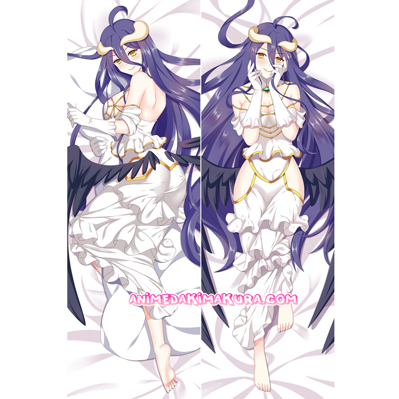 OVERLORD Dakimakura Albedo Body Pillow Case 05