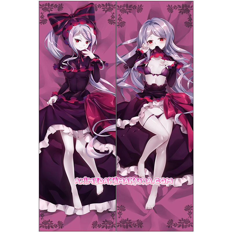 OVERLORD Dakimakura Shalltear Bloodfallen Body Pillow Case