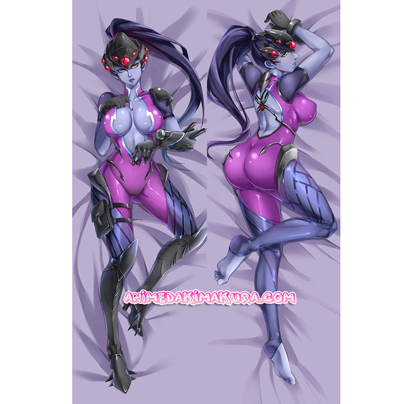 Overwatch OW Dakimakura Widowmaker Body Pillow Case