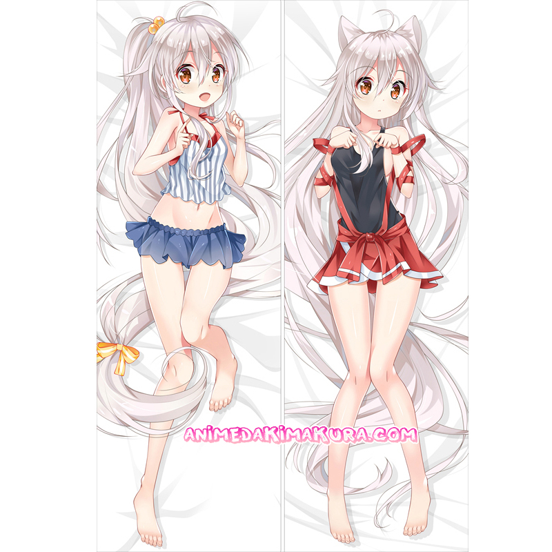 Urara Meirochou Dakimakura Chiya Body Pillow Case