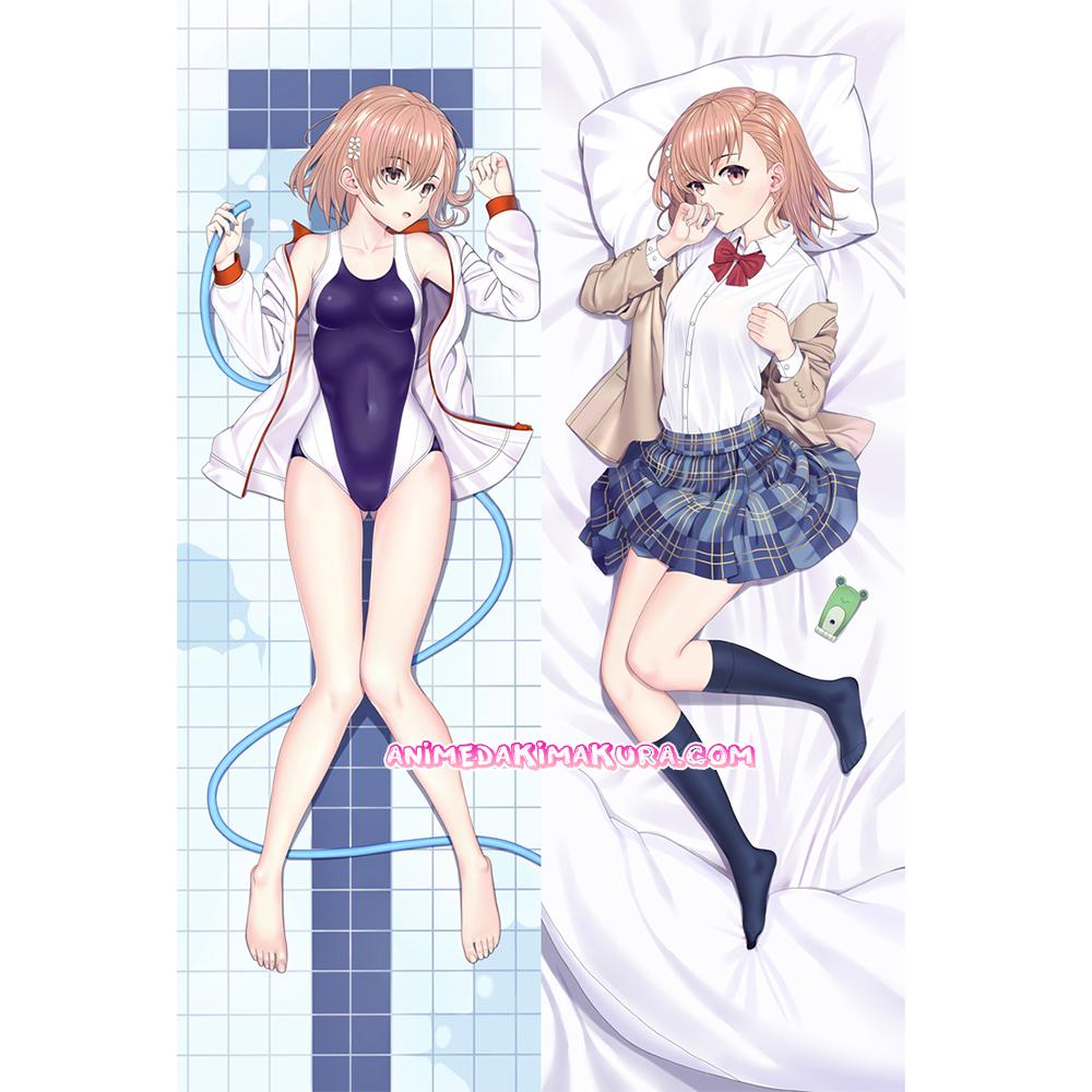 A Certain Scientific Railgun Dakimakura Misaka Mikoto Body Pillow Case 07