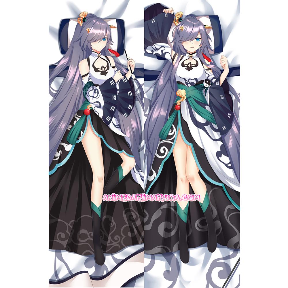 Honkai Impact 3rd Dakimakura Fu Hua Body Pillow Case 02
