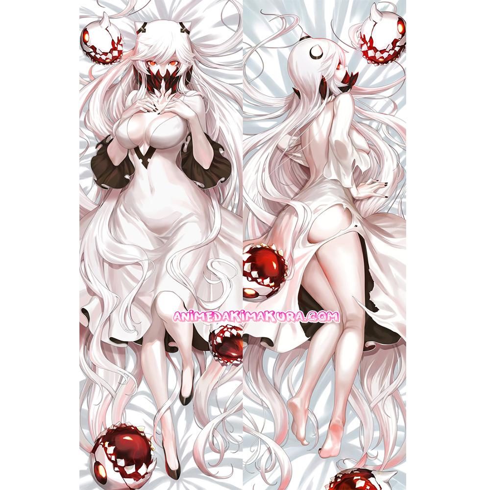 Kantai Collection KanColle Dakimakura Midway Princess Body Pillow Case 03