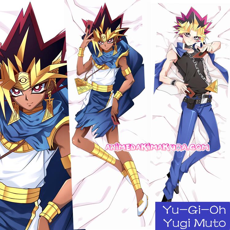 Yu-Gi-Oh! Dakimakura Yugi Mutou Body Pillow Case